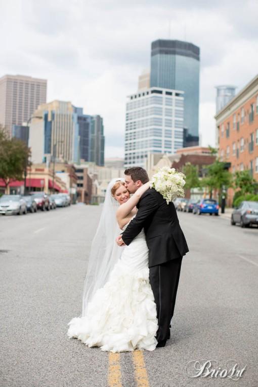MN Wedding Photography by Katie Fears www.brioart.com